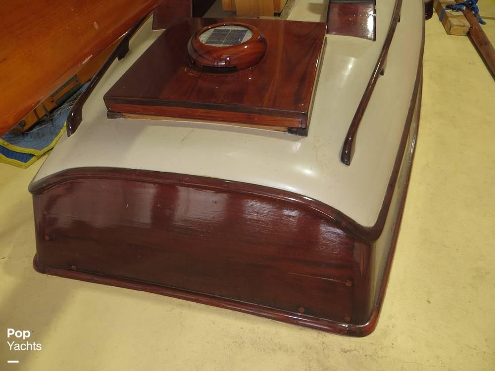 1953 Custom boat for sale, model of the boat is 34 Nielsen & Image # 19 of 40