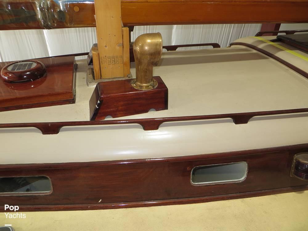 1953 Custom boat for sale, model of the boat is 34 Nielsen & Image # 21 of 40