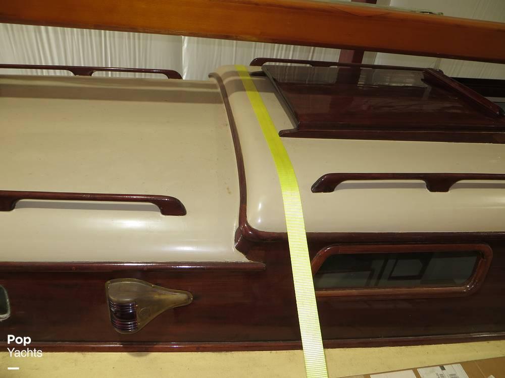 1953 Custom boat for sale, model of the boat is 34 Nielsen & Image # 22 of 40