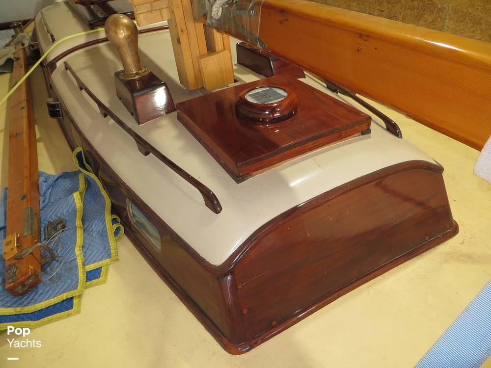 1953 Custom boat for sale, model of the boat is 34 Nielsen & Image # 24 of 40
