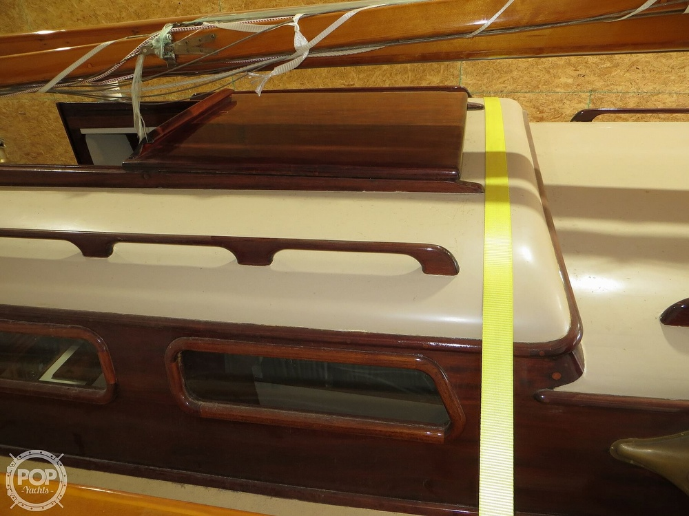 1953 Custom boat for sale, model of the boat is 34 Nielsen & Image # 28 of 40