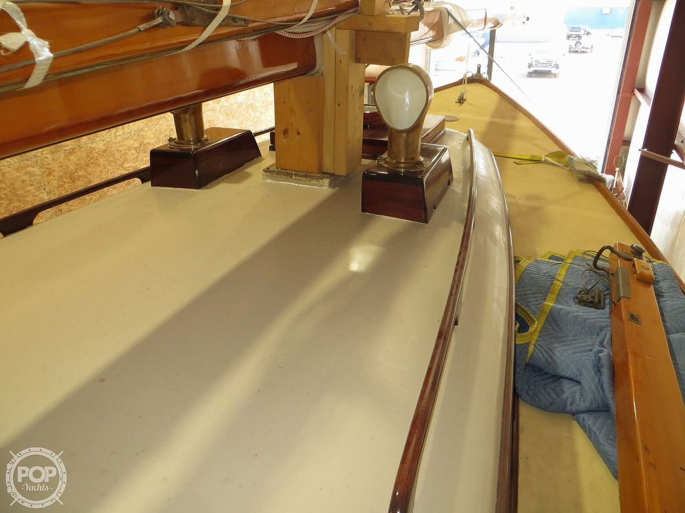1953 Custom boat for sale, model of the boat is 34 Nielsen & Image # 30 of 40