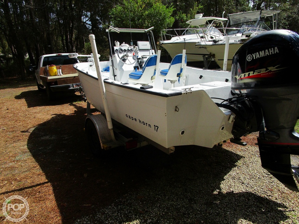 1991 Cape Horn boat for sale, model of the boat is 17 & Image # 11 of 40