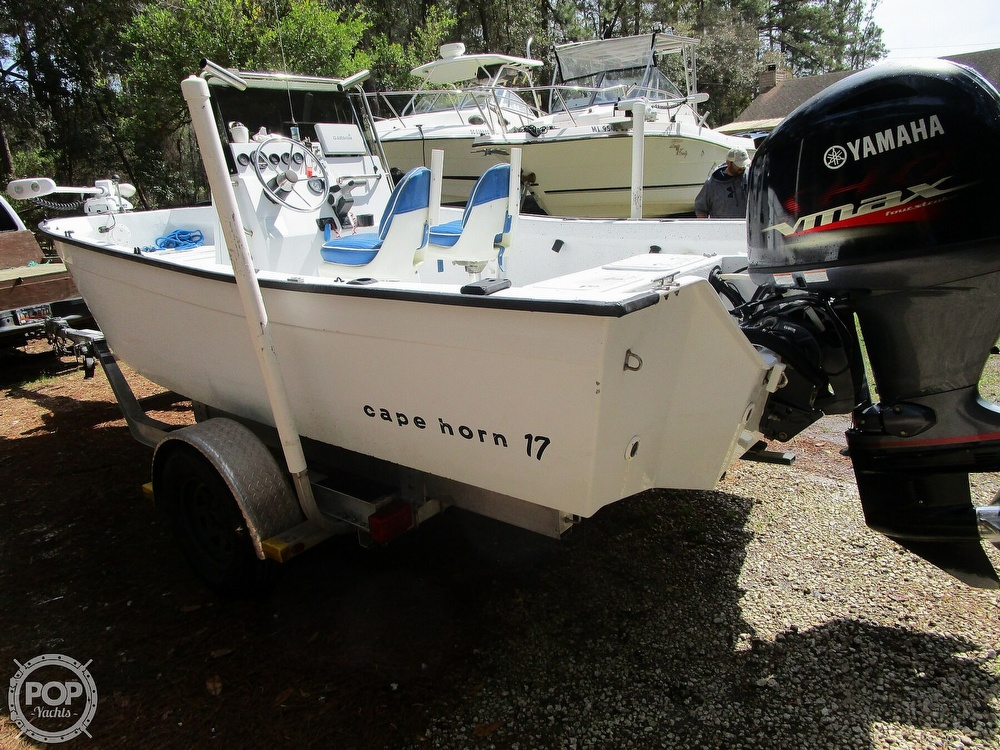 1991 Cape Horn boat for sale, model of the boat is 17 & Image # 3 of 40