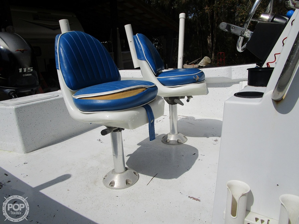 1991 Cape Horn boat for sale, model of the boat is 17 & Image # 29 of 40