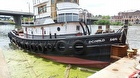 1964 52' Steel Tug Boat Larose Louisiana Built - #1
