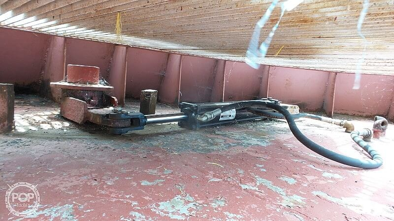 1964 52' Steel Tug Boat boat for sale, model of the boat is Larose Louisiana Built & Image # 22 of 40