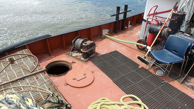 1964 52' Steel Tug Boat boat for sale, model of the boat is Larose Louisiana Built & Image # 24 of 40