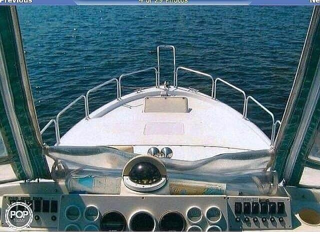 1991 Mainship boat for sale, model of the boat is 35 Mediterranean & Image # 6 of 40