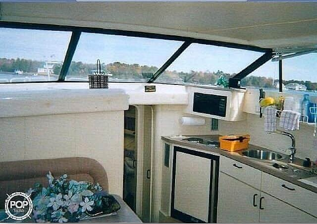 1991 Mainship boat for sale, model of the boat is 35 Mediterranean & Image # 8 of 40