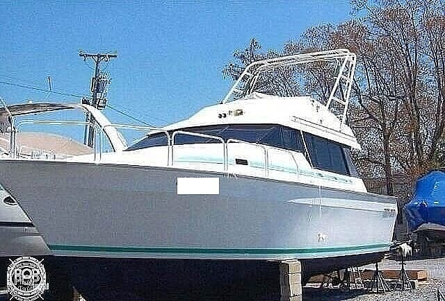 1991 Mainship boat for sale, model of the boat is 35 Mediterranean & Image # 21 of 40