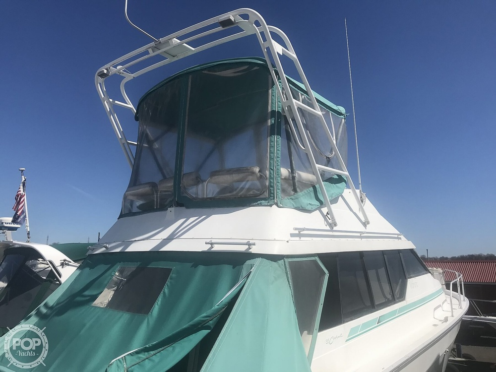 1991 Mainship boat for sale, model of the boat is 35 Mediterranean & Image # 22 of 40