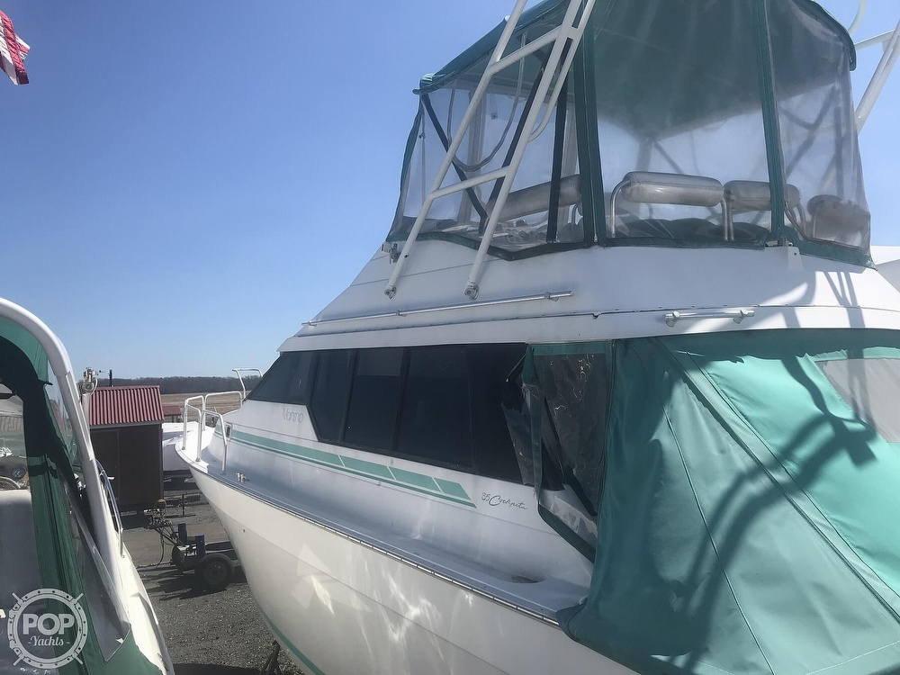 1991 Mainship boat for sale, model of the boat is 35 Mediterranean & Image # 29 of 40