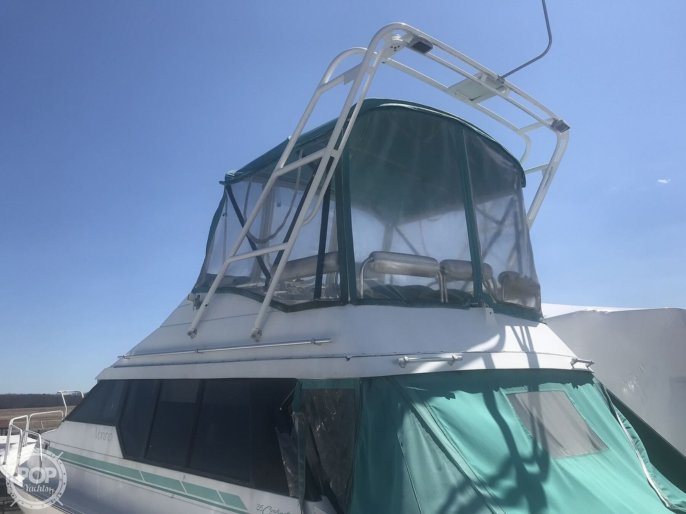 1991 Mainship boat for sale, model of the boat is 35 Mediterranean & Image # 30 of 40