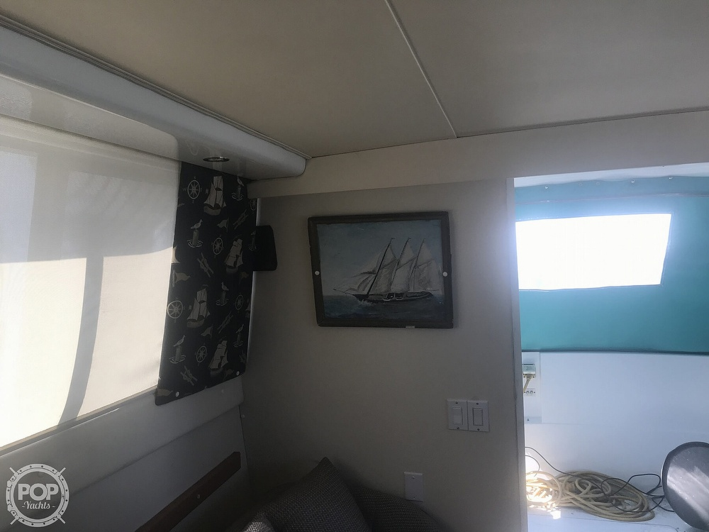 1991 Mainship boat for sale, model of the boat is 35 Mediterranean & Image # 39 of 40