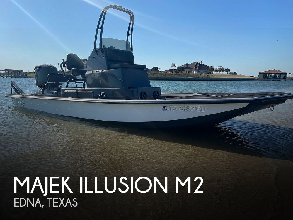 Used Majek Boats For Sale by owner | 2018 Majek Illusion M2