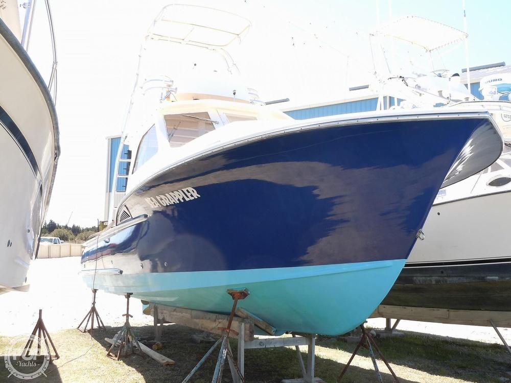 2008 Custom boat for sale, model of the boat is 32ft Diesel Sport fisherman & Image # 2 of 40