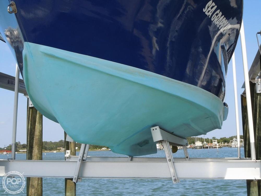 2008 Custom boat for sale, model of the boat is 32ft Diesel Sport fisherman & Image # 3 of 40