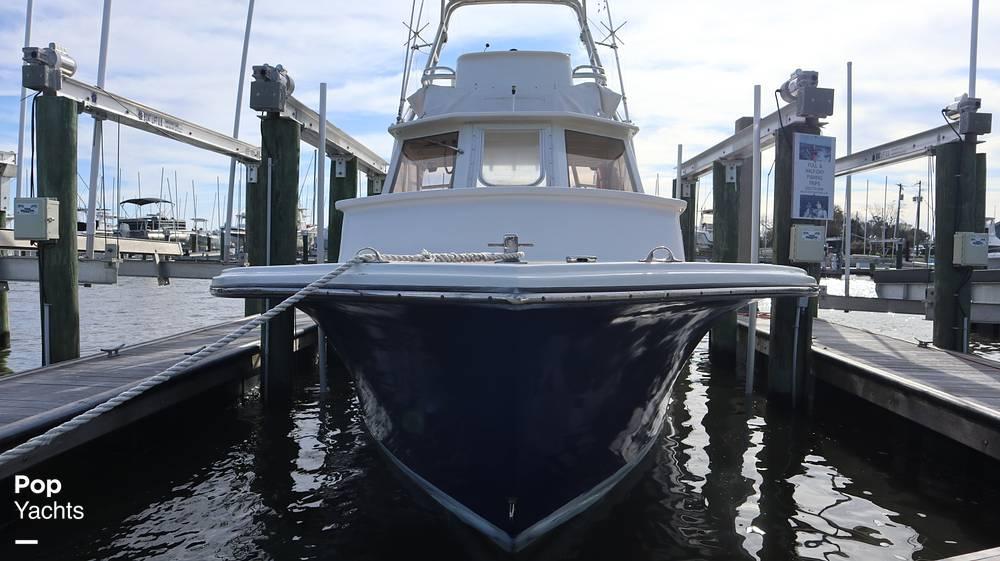 2008 Custom boat for sale, model of the boat is 32ft Diesel Sport fisherman & Image # 4 of 40