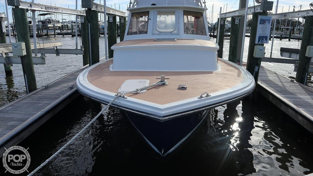 2008 Custom boat for sale, model of the boat is 32ft Diesel Sport fisherman & Image # 6 of 40