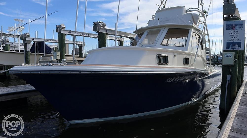 2008 Custom boat for sale, model of the boat is 32ft Diesel Sport fisherman & Image # 7 of 40