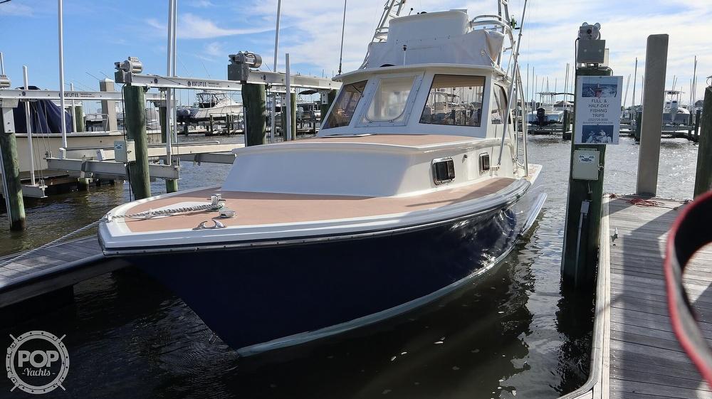 2008 Custom boat for sale, model of the boat is 32ft Diesel Sport fisherman & Image # 8 of 40