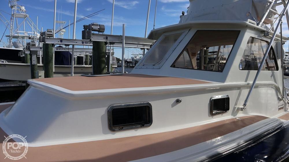 2008 Custom boat for sale, model of the boat is 32ft Diesel Sport fisherman & Image # 11 of 40