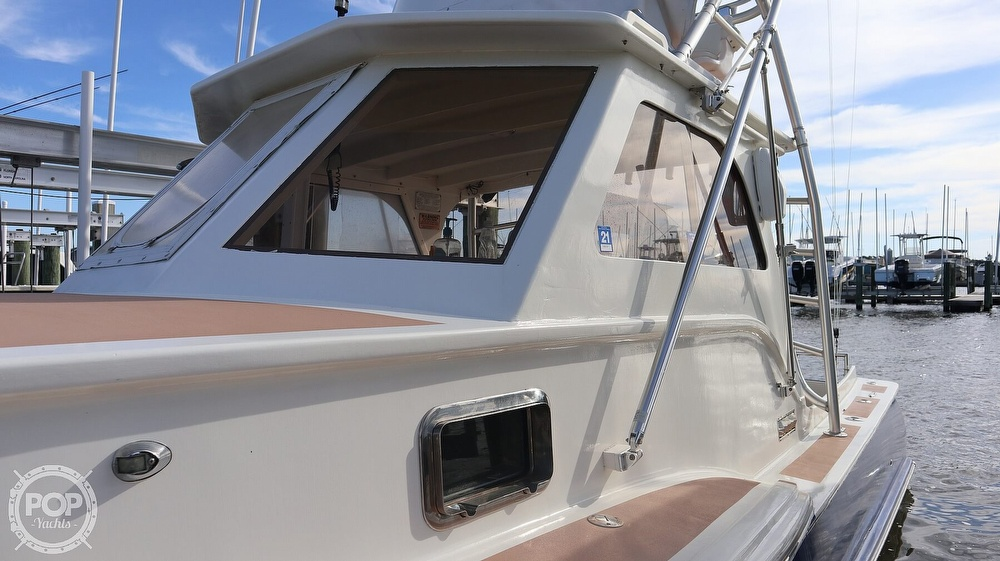 2008 Custom boat for sale, model of the boat is 32ft Diesel Sport fisherman & Image # 12 of 40