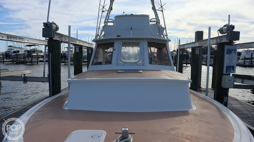 2008 Custom boat for sale, model of the boat is 32ft Diesel Sport fisherman & Image # 17 of 40