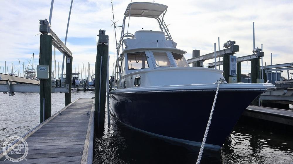 2008 Custom boat for sale, model of the boat is 32ft Diesel Sport fisherman & Image # 18 of 40