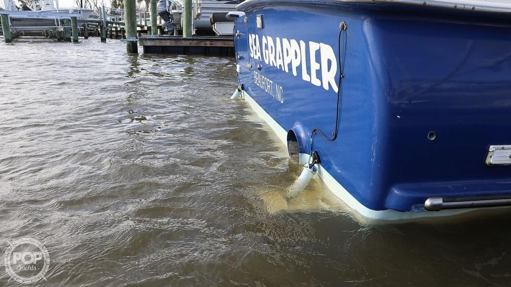 2008 Custom boat for sale, model of the boat is 32ft Diesel Sport fisherman & Image # 22 of 40
