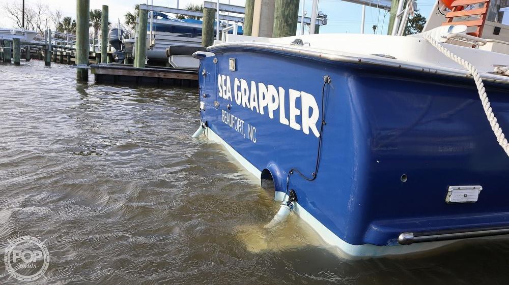 2008 Custom boat for sale, model of the boat is 32ft Diesel Sport fisherman & Image # 23 of 40