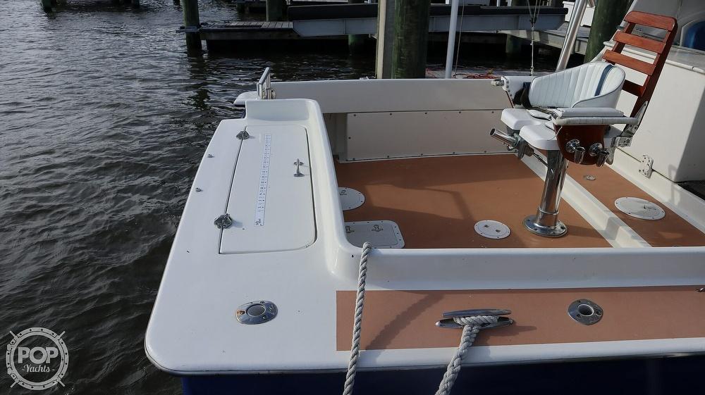2008 Custom boat for sale, model of the boat is 32ft Diesel Sport fisherman & Image # 25 of 40