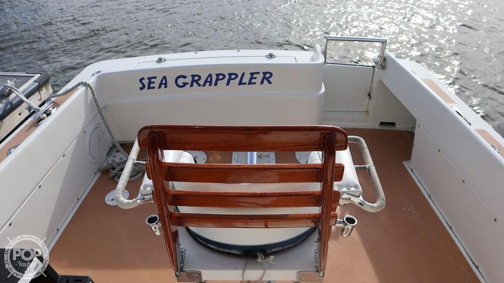 2008 Custom boat for sale, model of the boat is 32ft Diesel Sport fisherman & Image # 28 of 40