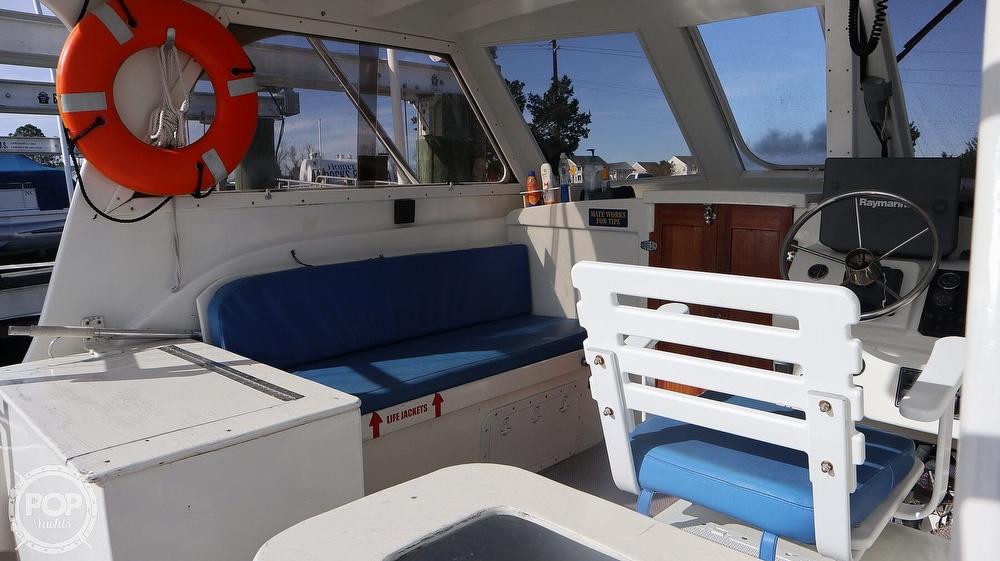 2008 Custom boat for sale, model of the boat is 32ft Diesel Sport fisherman & Image # 39 of 40