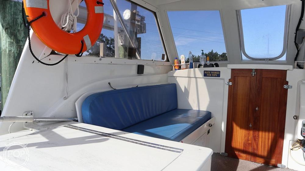 2008 Custom boat for sale, model of the boat is 32ft Diesel Sport fisherman & Image # 40 of 40