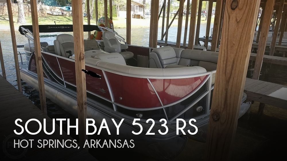 Used Power boats For Sale in Little Rock, Arkansas by owner | 2017 South Bay 523 RS