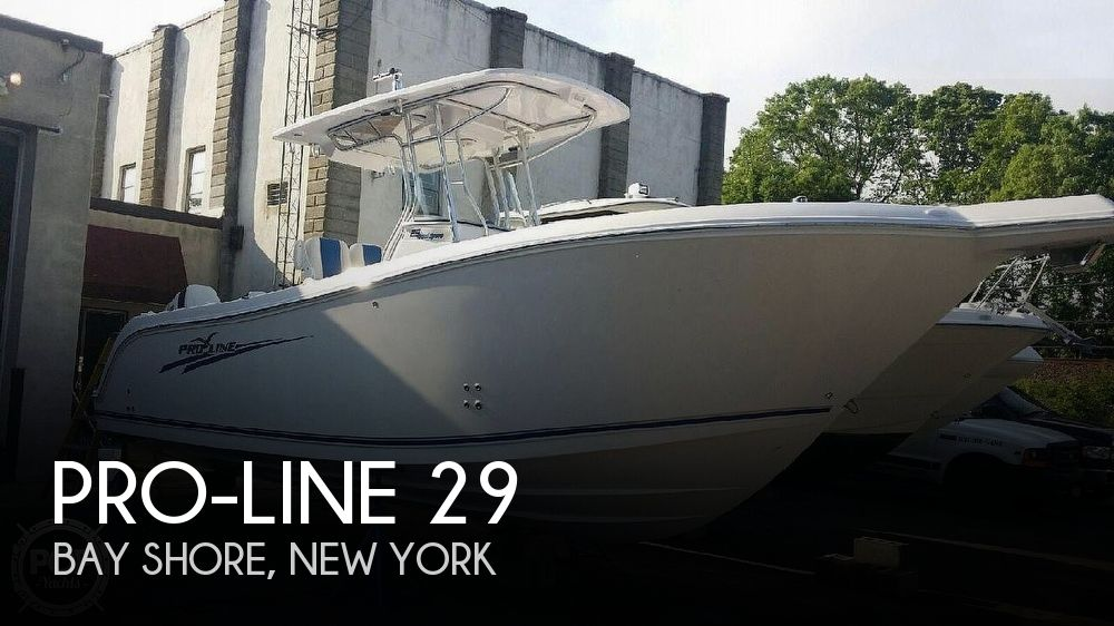 Used Pro-Line Boats For Sale by owner | 2016 Pro-Line 29 Grand Sport