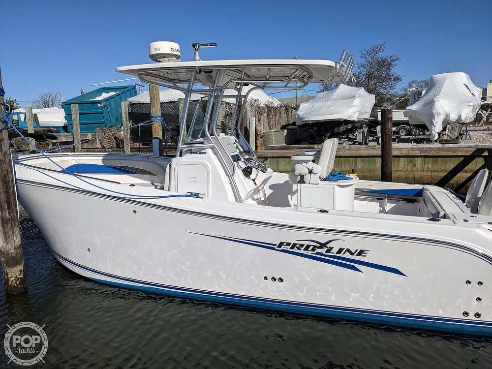 2016 Pro-Line boat for sale, model of the boat is 29 Grand Sport & Image # 2 of 40