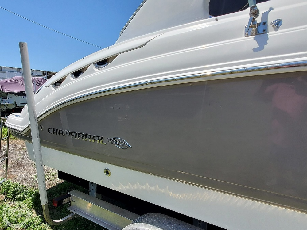2007 Chaparral boat for sale, model of the boat is 276 SSX & Image # 24 of 40