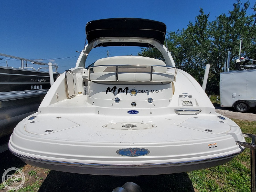 2007 Chaparral boat for sale, model of the boat is 276 SSX & Image # 30 of 40