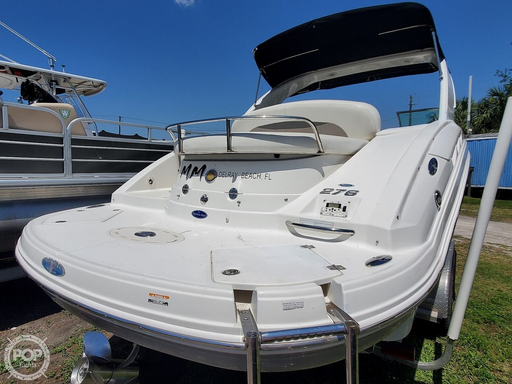 2007 Chaparral boat for sale, model of the boat is 276 SSX & Image # 31 of 40