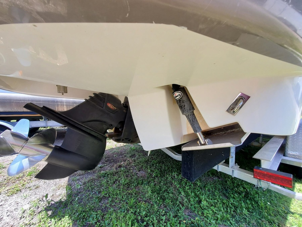 2007 Chaparral boat for sale, model of the boat is 276 SSX & Image # 33 of 40