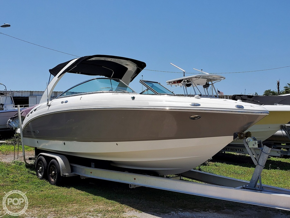 2007 Chaparral boat for sale, model of the boat is 276 SSX & Image # 13 of 40