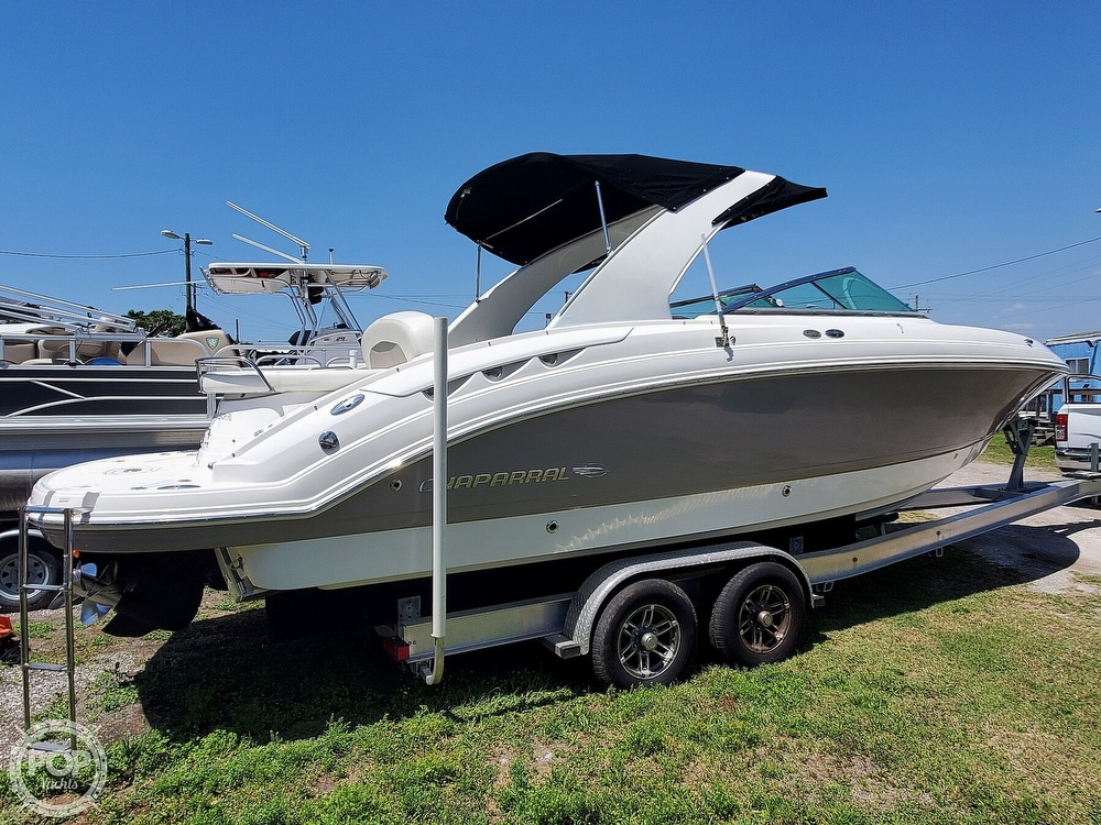 2007 Chaparral boat for sale, model of the boat is 276 SSX & Image # 4 of 40