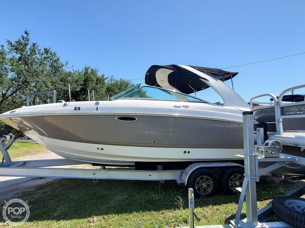 2007 Chaparral boat for sale, model of the boat is 276 SSX & Image # 19 of 40