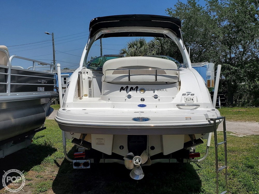 2007 Chaparral boat for sale, model of the boat is 276 SSX & Image # 5 of 40