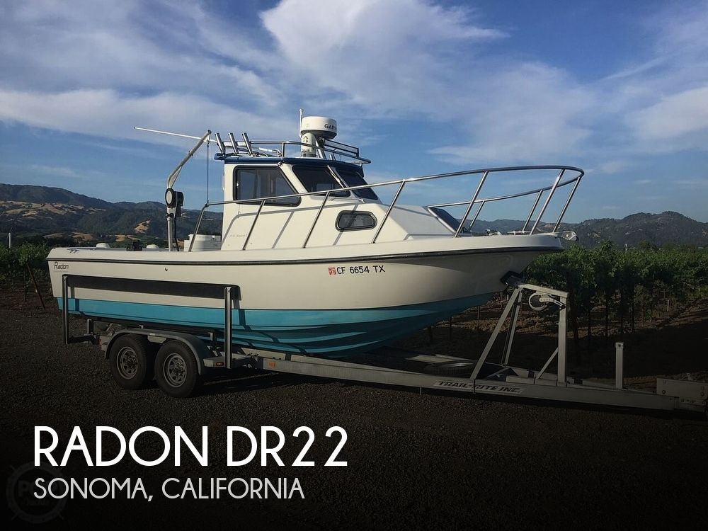 Used Radon Boats For Sale by owner | 2010 Radon DR22