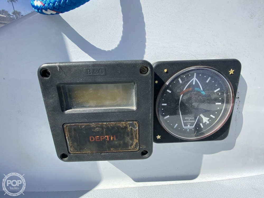 1985 Wilderness Yachts boat for sale, model of the boat is 40 Mull Wilderness & Image # 13 of 40