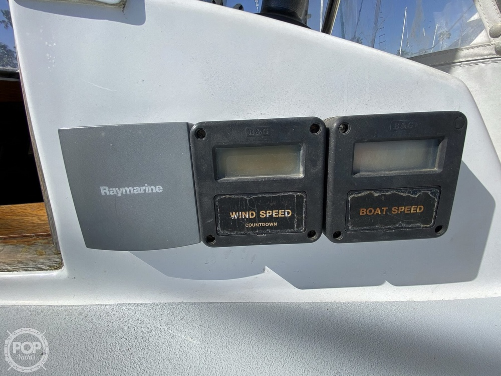 1985 Wilderness Yachts boat for sale, model of the boat is 40 Mull Wilderness & Image # 15 of 40